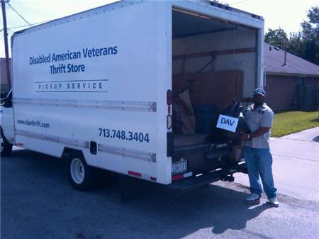 Donate Clothes To Veterans Houston